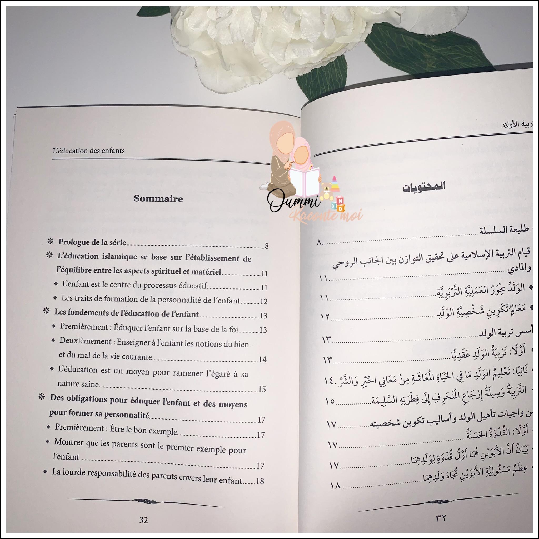 L'éducation Des Enfants Et Les Bases De Leur Formation, De Ferkous, Bilingue (AR-FR) – Édition Ibn Badis