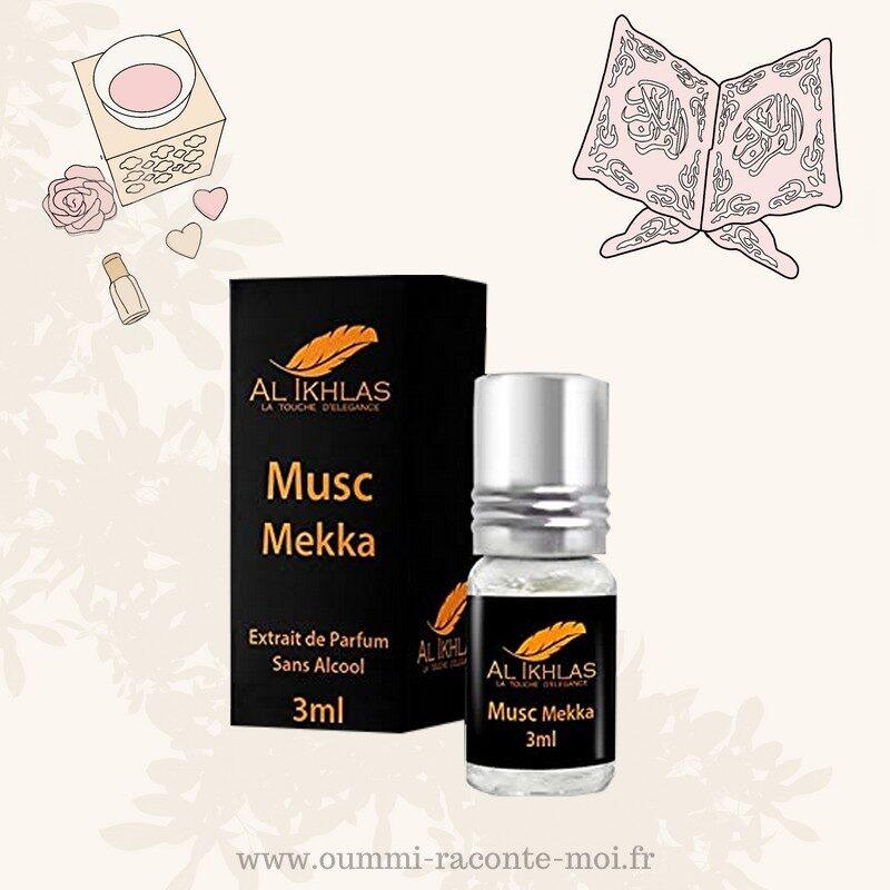 «Musc Mekka» – Al Ikhlas