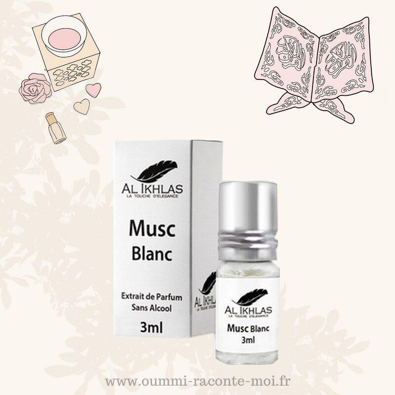 «Musc Blanc» – Al Ikhlas