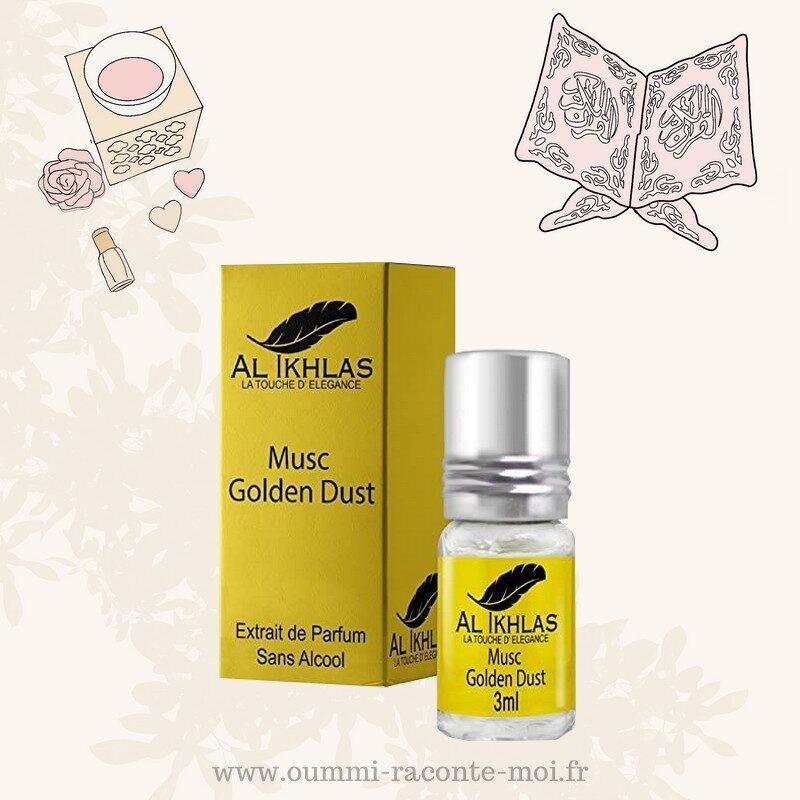 «Musc Golden Dust» – Al Ikhlas