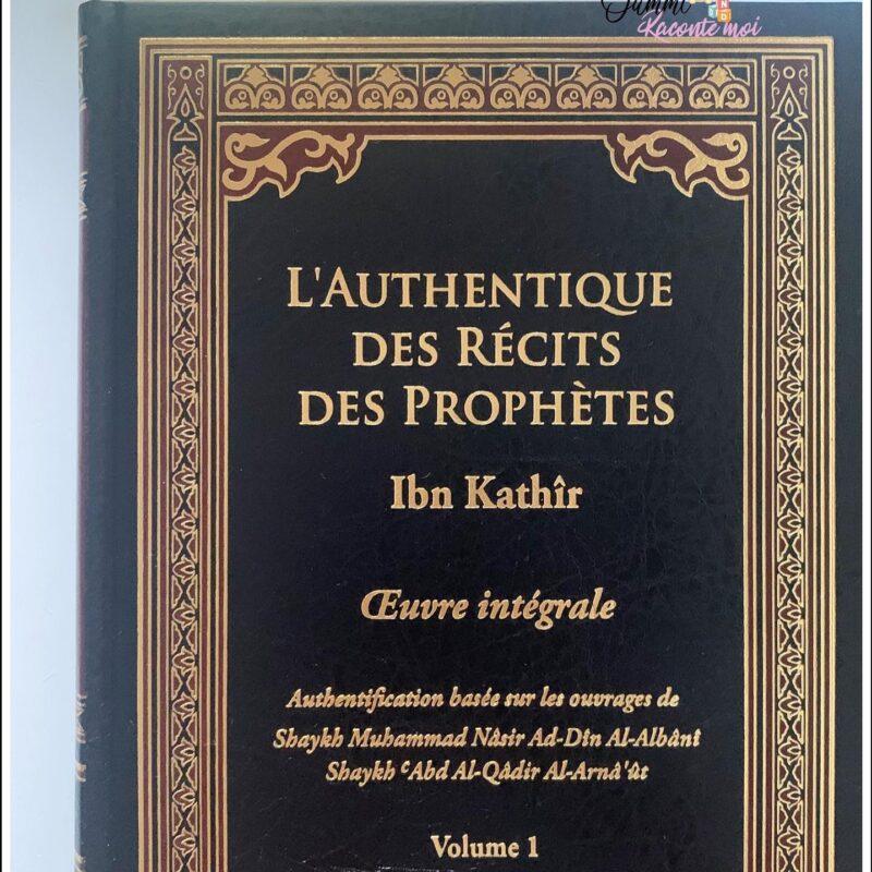 L'authentique Des Récits Des Prophètes (2 Volumes) – Édition Tawbah