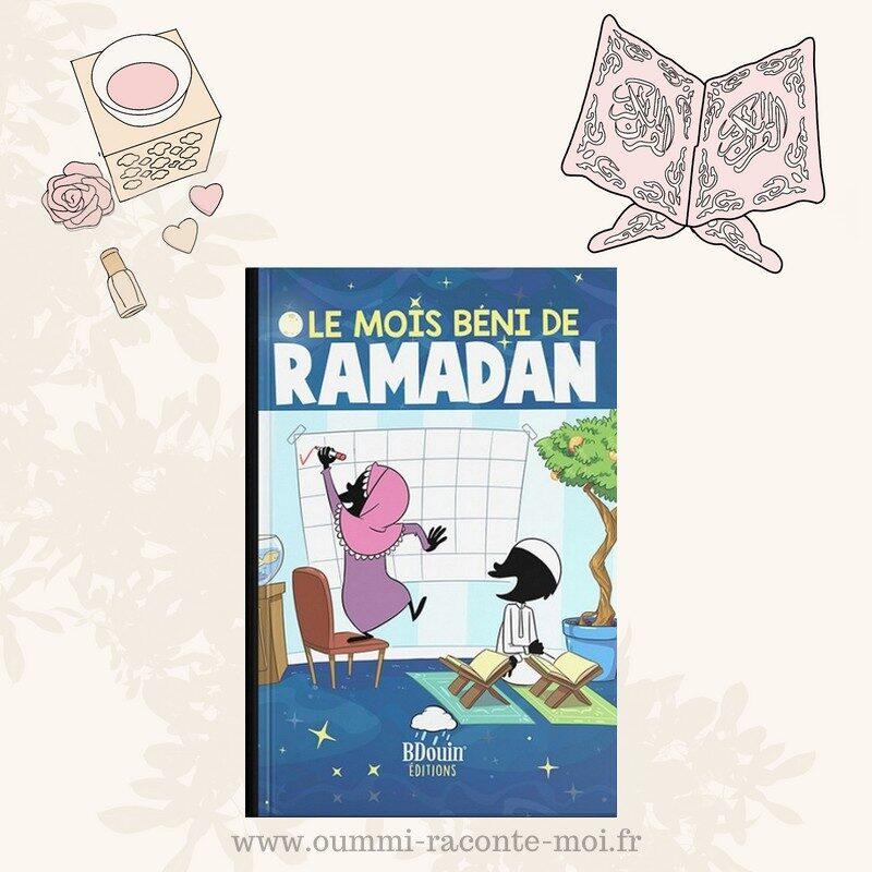 Le Mois Béni Du Ramadan – Édition Bdouin