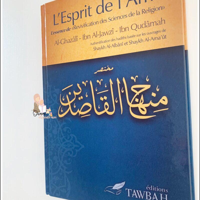 L'esprit De L'âme D'après Al-Ghazali, Ibn Al-Jawzi Et Ibn Qudamah – Édition Tawbah